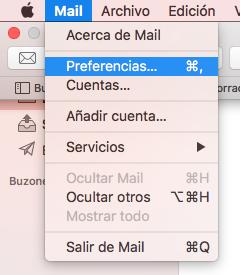 Aplicacion Mail